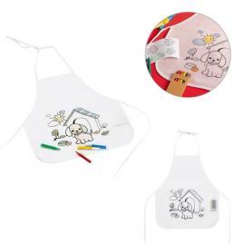 Nilo. Șorț de colorat pentru copii