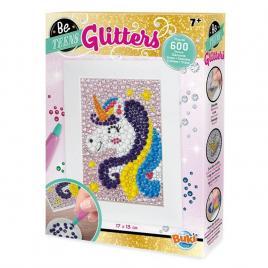 Set creativ glitters - unicorn