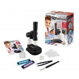 Set educativ microscop 15 experimente