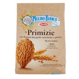 Biscuiti cu faina de grau integrala mulino bianco primizie 700g