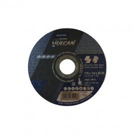 Disc Norton Saint Goban 115x1.6x22mm Vulcan metal si inox