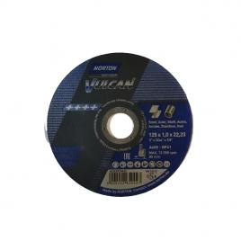 Disc Norton Saint Goban 125x1.0x22mm Vulcan metal si inox