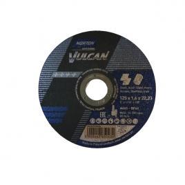 Disc Norton Saint Goban 125x1.6x22mm Vulcan metal si inox