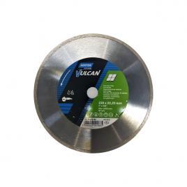 Disc diamantat Vulcan ceramic 230x22.23mm