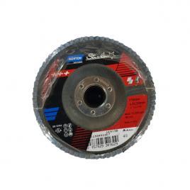 Disc lamelar Norton Saint Gobain 115 x 22 mm granulatie 40