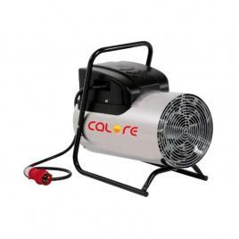 Tun de caldura electric D10i CALORE, putere calorica 10kW, tensiune 400V, debit aer 1500mcb, carcasa inox