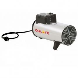 Tun de caldura electric D3i CALORE, putere calorica 3kW, tensiune 230V, debit aer 450mcb, carcasa inox