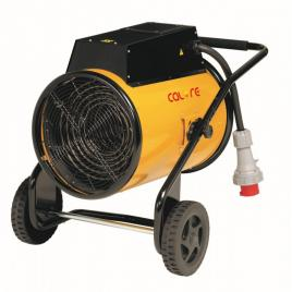 Tun de caldura electric C40G CALORE, putere calorica 40kW, tensiune 400V, debit aer 3100mcb