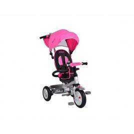 Tricicleta Copii Moni Flexy Roz