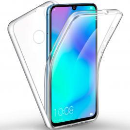 Husa Huawei P30 Lite FullBody ultra slim TPUfata - spate transparenta