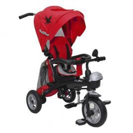 Tricicleta copii Moni Fenix rosie