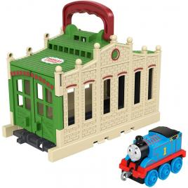 Gara tidmouth connect and go shed thomas
