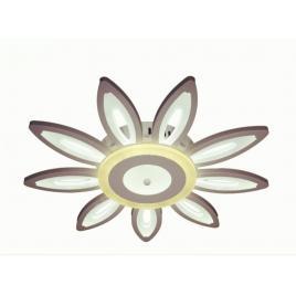 Lustra led cu telecomanda, model Soare, lumina calda/ neutra / rece si intensitate reglabila
