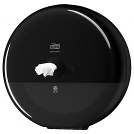 Dispenser hartie igienica Tork Smart One - Negru mare