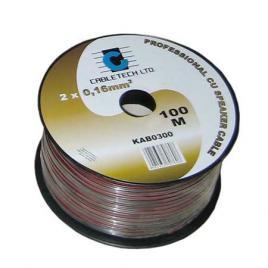 Cablu difuzor r/n 0.16mm cu 100 m