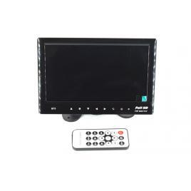 Monitor cu MP5 player si modulator FM
