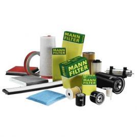 Pachet filtre revizie Dacia Logan 1.5 DCI 65 cai filtre Mann-Filter