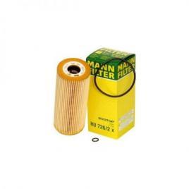 Pachet filtre revizie Peugeot 407 2.0 HDI 136 cai filtre Mann-Filter