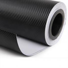 Rola folie imitatie carbon texturat Negru 10M x 1.52M