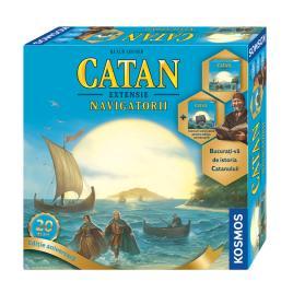 Extensie Kosmos pentru jocul de baza Catan - Navigatorii