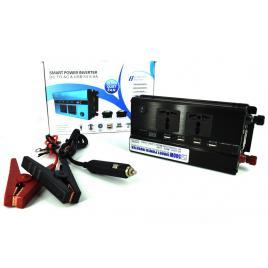 Invertor premium Leo 500W 24V-220V