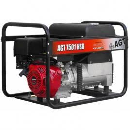 Generator de curent monofazat AGT 7501 HSB