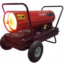 Tun de caldura cu ardere directa D50RT CALORE, putere 50kW, debit aer 1100mcb/h, combustibil motorina, 230V