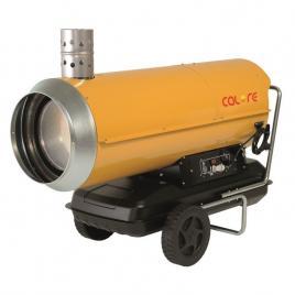 Tun de caldura cu ardere indirecta HPV85 CALORE, putere 85kW, debit aer 3950mcb/h, motorina, 230V