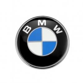 Emblema capota sau portbagaj bmw, 76 mm