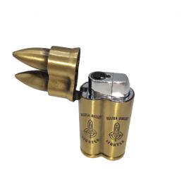 Bricheta metalica tip  glont antivant cu doua varfuri , Bullet storm, Dgm
