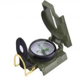 Busola  Metalica Verde Army