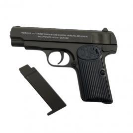Pistol Air Soft K17D Full Metal Grey +200 de bile