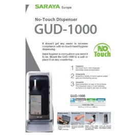 Dispenser automat no-touch SARAYA GUD-1000 AT