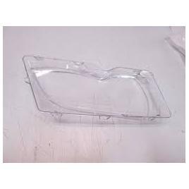Dispersor sticla far bmw seria 3 (e46), sedan/combi,10.2001-06.2005, omologare ece, tip rama negru, 63126922587; 63126923409, stanga kft auto