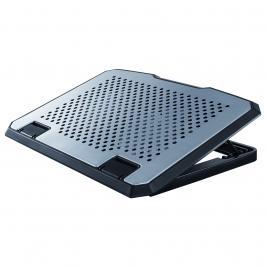 Cooler laptop Hama 53064 Aluminium 13.3 - 15.6 USB Silver