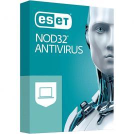 ESET NOD32 Antivirus Editia 2021, 1 an, 2 PC-uri