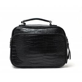 Geanta viva, black, 30x22x11cm