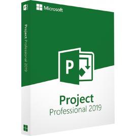 Microsoft Project Professional 2019 32/64 bit toate limbile Licenta Electronica pentru Windows