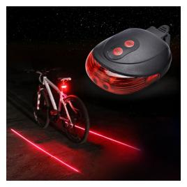 Stop pentru Bicicleta cu Lasere