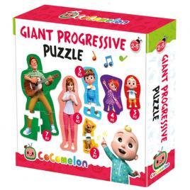 Set 6 puzzle-uri progresive cocomelon