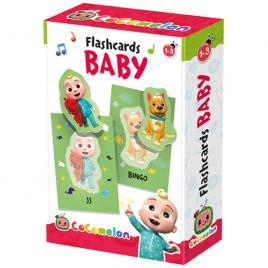 Set educativ cocomelon cartonase baby