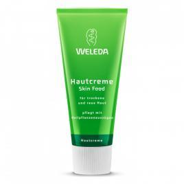 Crema hidratanta pentru piele uscata skin food, weleda, 75ml