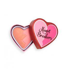 Blush i heart heartbreakers matte blush creative 10 gr, makeup revolution