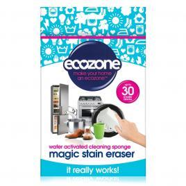 Burete magic stain universal pt curatarea suprafetelor, doar cu apa, ecozone, 2...