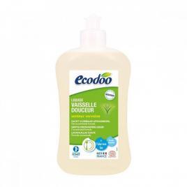Ecodoo detergent lichid bio pentru vase cu aloe vera si cu verbina 500ml