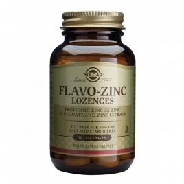 Flavo zinc 23mg solgar 50 tablete