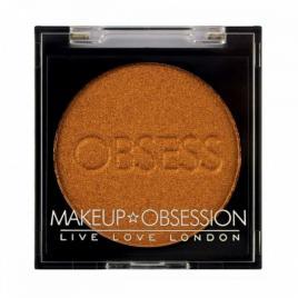Fard de pleoape eye obsession eyeshadow e166 gold coast 2 gr, makeup revolution