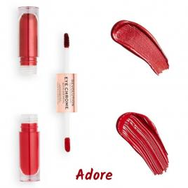 Fard lichid eye eye chrome adore 2x4.8 gr + 16 x 0.9 gr, makeup revolution