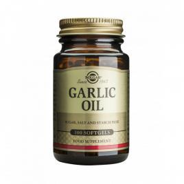 Garlic oil 100 capsule solgar