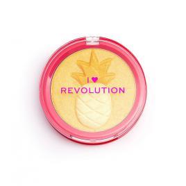 Iluminator, fruity pineapple, i heart 9.1 g, makeup revolution